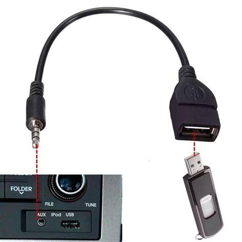 cable 3 5mm a otg usb hembra gt informatica