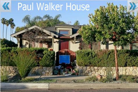 Paul Walker House paul walker house los cuarteleros