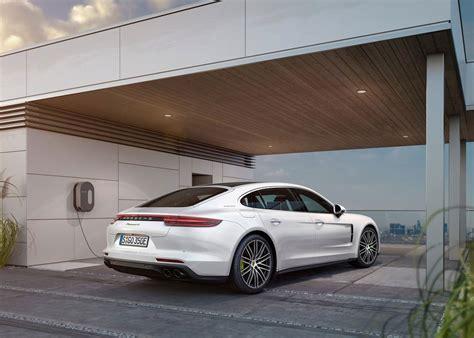 Porsche Panamera 911 by Porsche Panamera Executive และ 911 Rsr เป ดต วท 2016 La