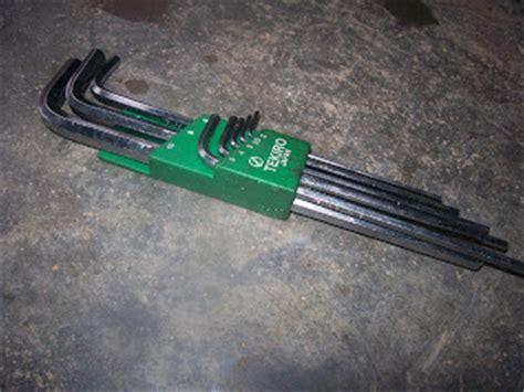 Kunci L Set Mollar peralatan bengkel kunci l set bekasi jual kunci l set