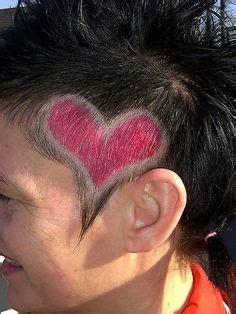 heartbeat hair tattoo hair tatoo on pinterest 33 pins