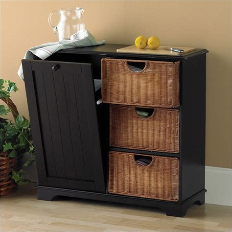 kitchen island with trash bin kitchen design photos northern heritage kitchen island and block set