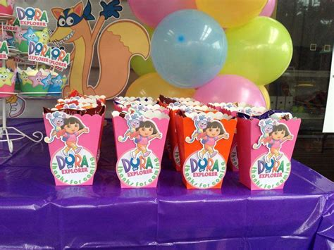 dora the explorer printable party decorations dora the explorer birthday party ideas photo 1 of 12