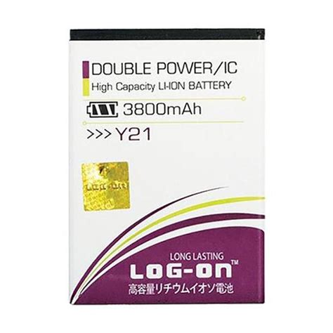 Log On Baterai Power And Ic Battery For Evercoss A26 C jual log on power ic battery for vivo y21 3800 mah harga kualitas terjamin