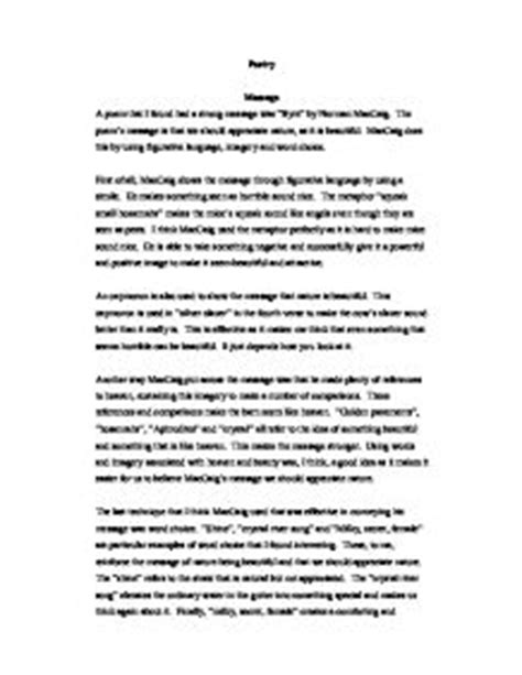 An Essay On By Pope Rhyme Scheme by Pope Essay 4