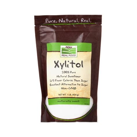 Detox Xylitol by Now Foods Xylitol Thrive Market
