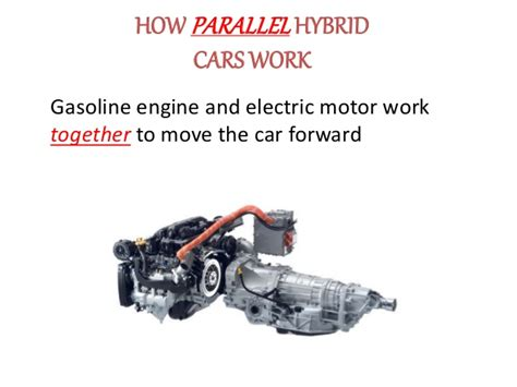how hybrid cars work magnificent how electric car motors work images
