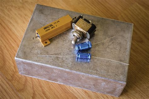 diy high power resistors diy workshop how to build your own attenuator the guitar magazine the guitar magazine