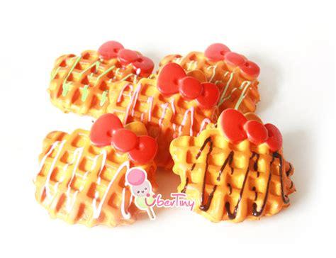 Squishy Hello Waffle jumbo hello waffle squishy 183 uber tiny 183