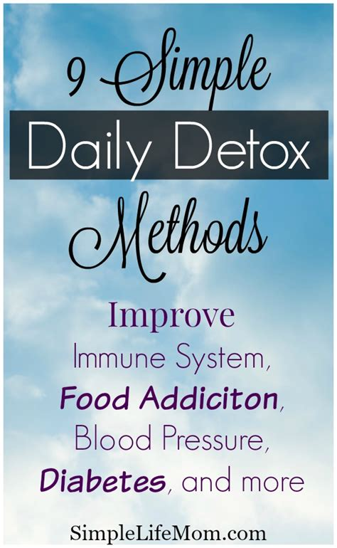 Home Detox Methods by Detoxic Medicament 226 Ge Top Pharmacy For Advanced