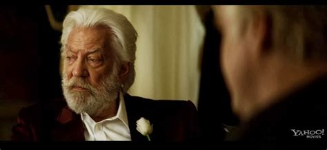 Watch: Donald Sutherland and Jena Malone in new 'The ... Liam Hemsworth The Hunger Games Character