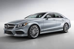 2016 mercedes cls class pricing features edmunds