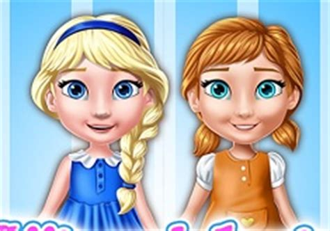 elsa and anna doll house decoration games games kids online