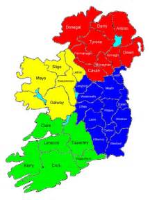 Map of ireland for kids ireland map for kids