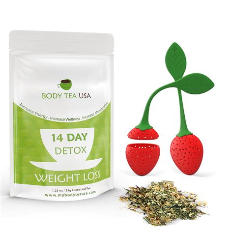 Fleet Belly Detox Tea by V Tea Teatox 14 Day Detox Tea Cleanse Boost