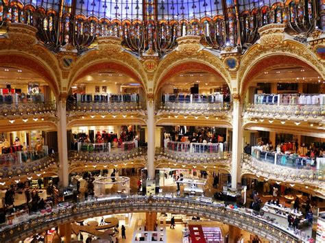 Home Design Stores Rome by Shopping In Paris Galleries Lafayette Travel To Eat