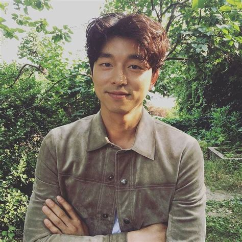 gong yoo latest news 2015 see this instagram photo by marieclairekorea 703 likes