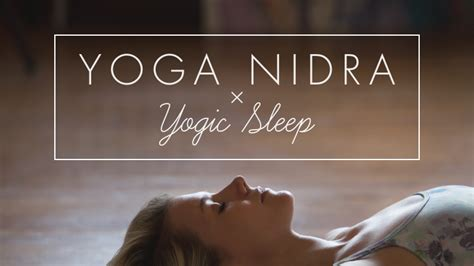 Quotes About Yoga Nidra