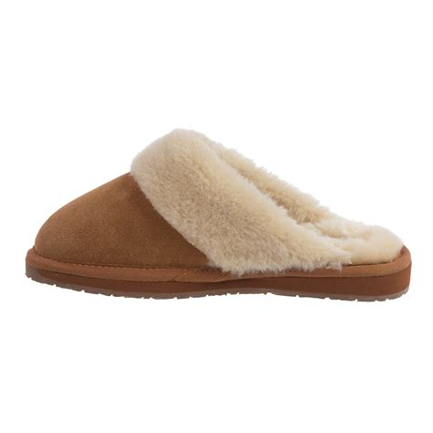 womens slippers minnetonka selma scuff slippers for save 80