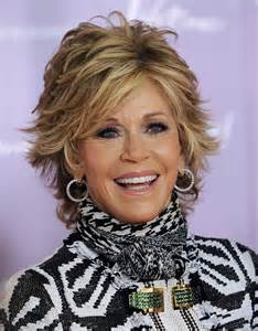 how to cut and style fonda hairstyle another good hair day for jane fonda hair pinterest