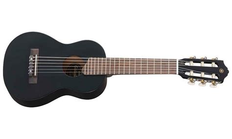 Yamaha Guitalele Gl 1 Original Yamaha yamaha gl1 guitalele black guitare classique mini