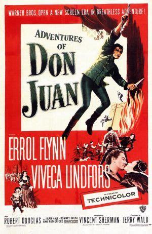 film layar lebar don juan don juan ın maceraları adventures of don juan 1948