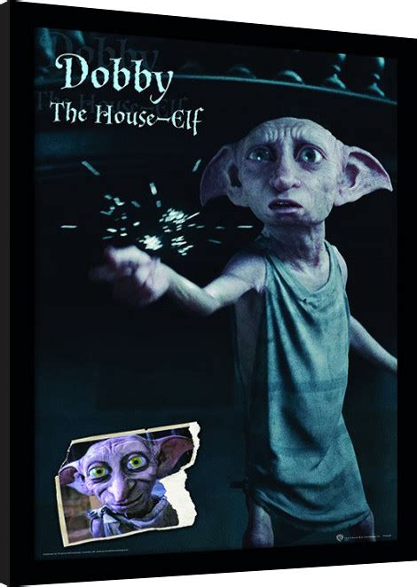 Plakat Harry Potter by Harry Potter Dobby R 225 Movan 253 Obraz Na Zeď Posters Cz