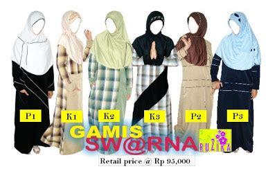 Gamis Anak Ovella Best Seller grosir jilbab swarna agen utama gamis swarna best