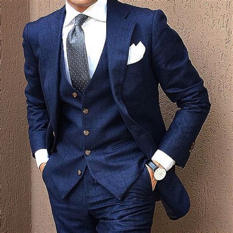 Pieces Of Three three suits mens suits tips