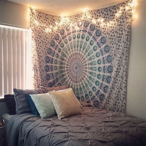 bedroom tapestry 50 hippie room decorating ideas royal furnish