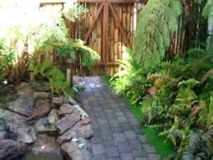 Trellis Designs For Patios Small Fern And Stream Garden Youtube