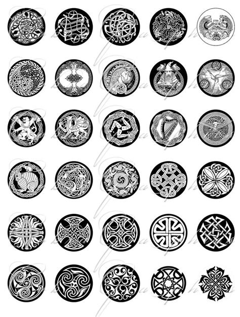 celtic circles tattoo designs 28 best circle spiral images on