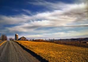 Description clifford township country lane jpg