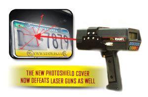 anti photo license plate cover and spray blocker