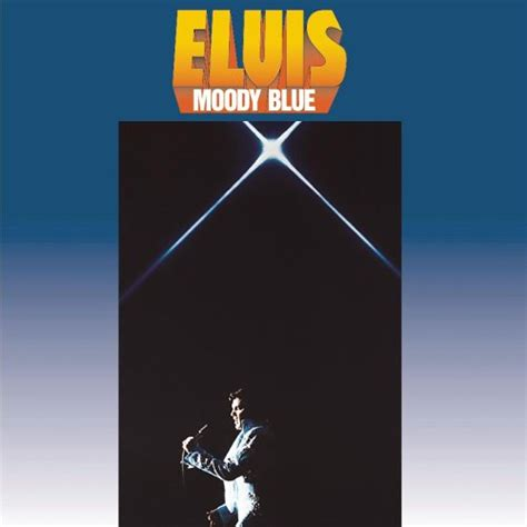 blue album elvis moody blue vinyl lp