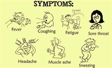 flu symptoms 2017 swine flu h1n1 what you should