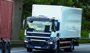 new scania p cab spotted during road testing commercial
