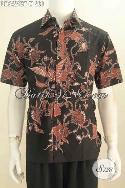 Baju Kurung Hitam Untuk Temuduga baju batik cowok warna hitam motif keren kombinasi tulis