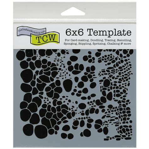 crafters workshop templates crafter s workshop templates cell theory 6 x 6 at
