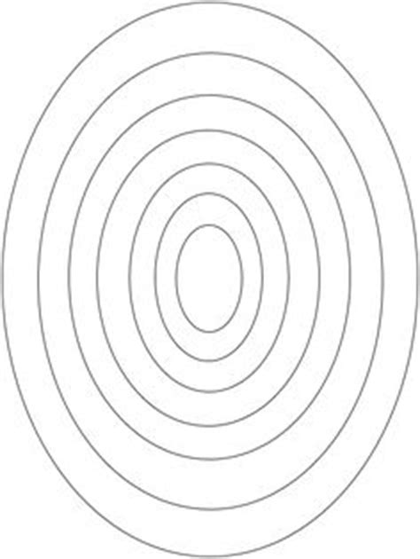 oval shaped card template 1000 images about diy s templates on