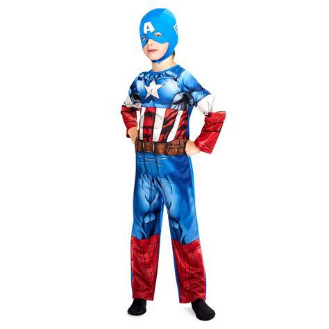 disfras con reciclaje d capitan america disfraz de capit 225 n am 233 rica ni 241 os kiabi 25 00