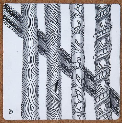 line pattern doodle zentangle line em up