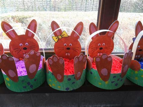 easter basket craft easter basket craft ideas for preschoolers www imgkid