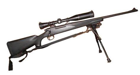 Monopod Senapan remington 700 guns lot