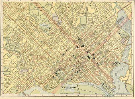 maps dc washington dc maps
