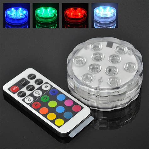led fish house lights ufo waterproof led aquarium light rgb remote control