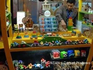 Mainan Anak Gangsing Lu menadah rezeki dari mainan anak edukatif