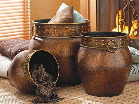 x large tuscan bronze planter vase set 3 ebay