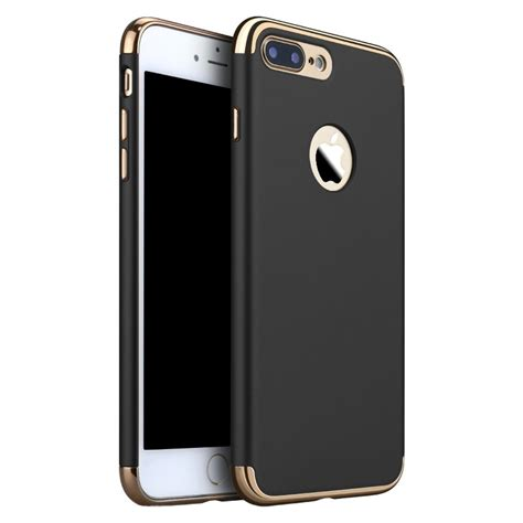Casing Cover Iphone 5 Ume 3 In 1 Chrome I Ring Stand 3 in 1 plating ultra thin pc cover for iphone 7 plus 8 plus sale banggood