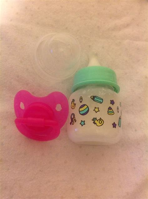 baby alive pacifier baby alive baby alive 2 oz bottle and pink